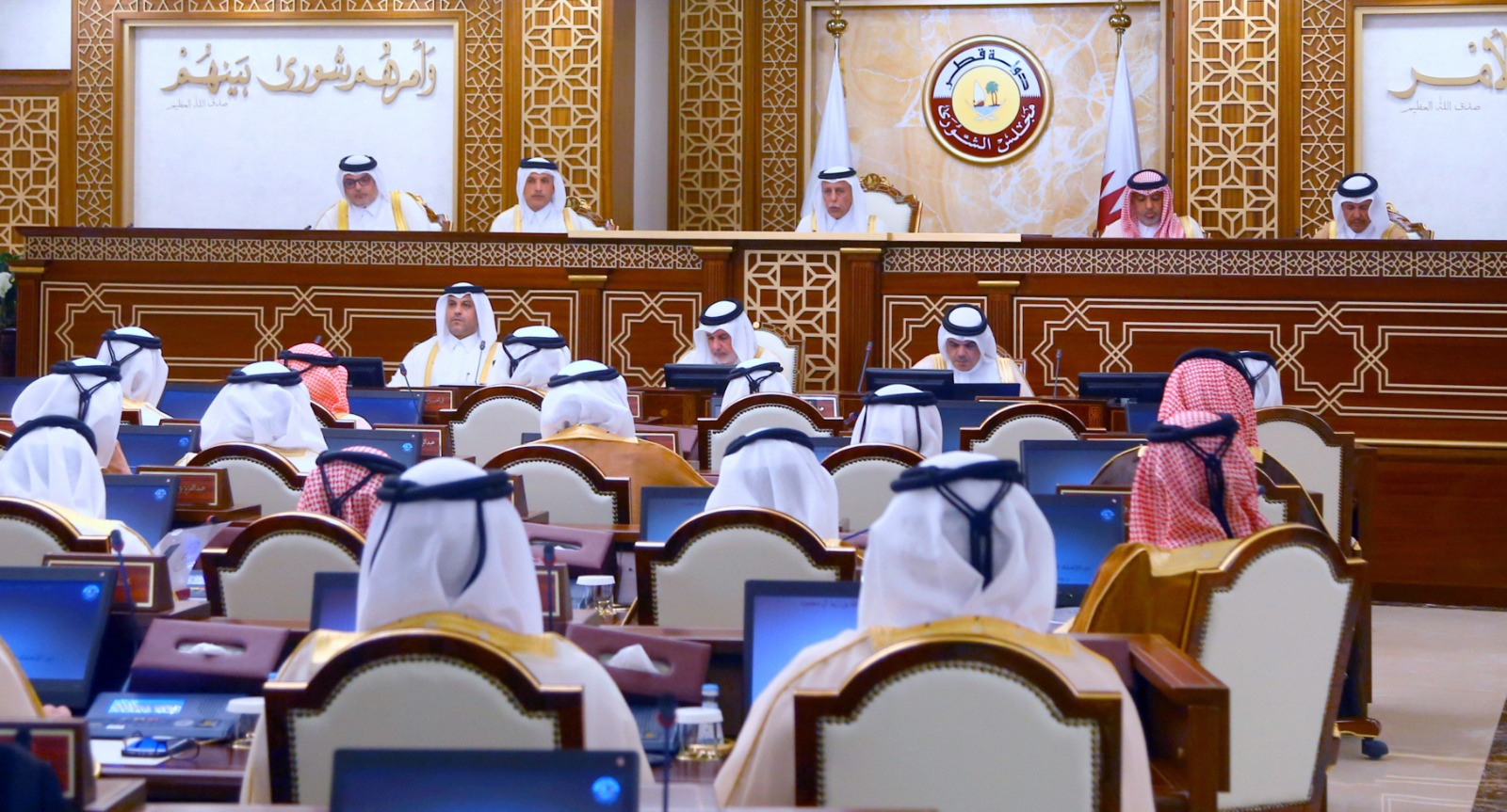 Shura Council Discusses State's Draft Public Budget of Fiscal Year 2020