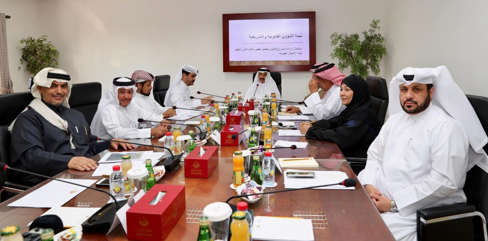 The Shura Council Discusses a Draft Law on (RAIL) and Approves a Draft Law on Combating Human Trafficking