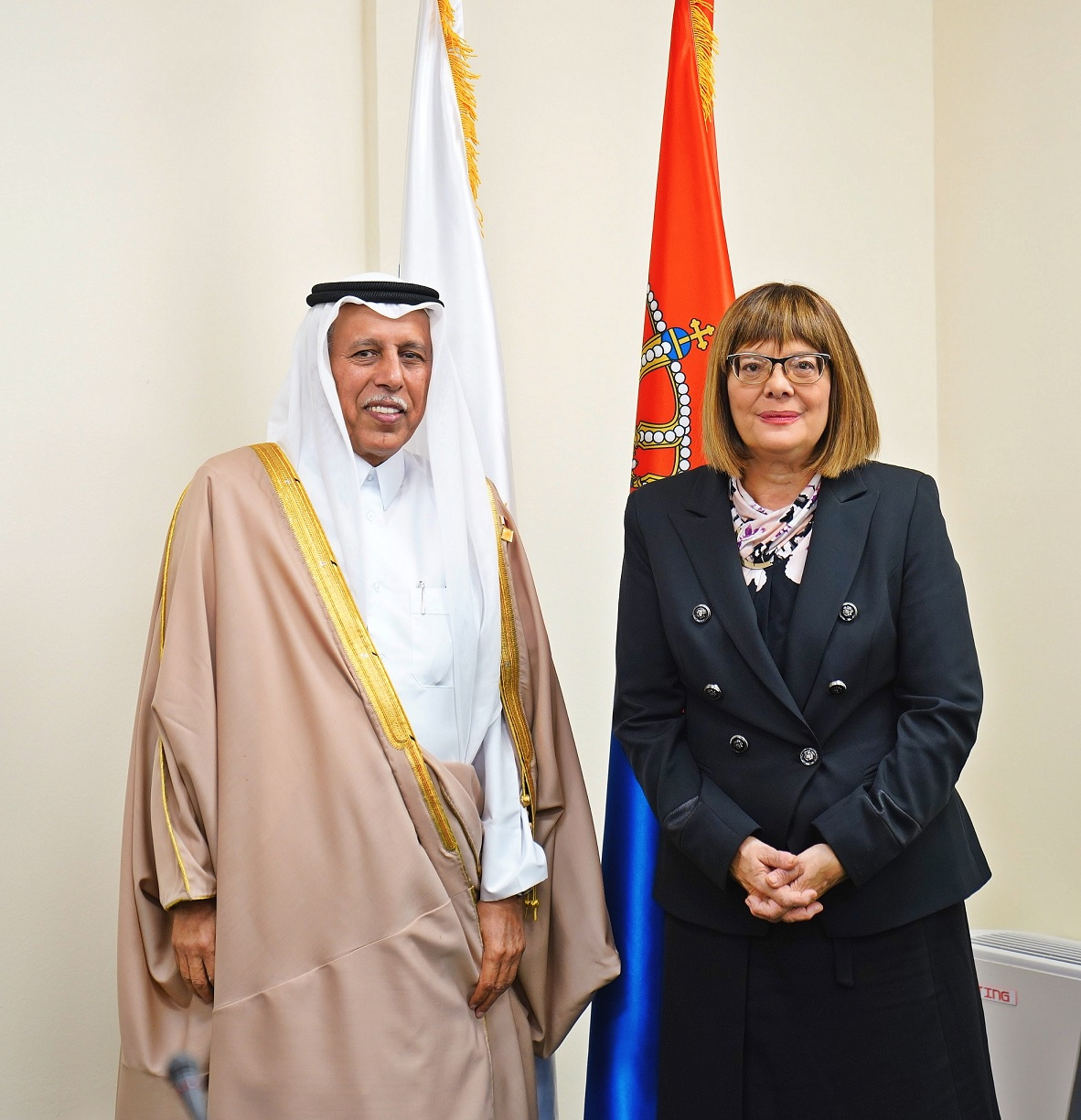 Speaker of Shura Council Holds Meetings on Sidelines of 141st IPU General Assembly