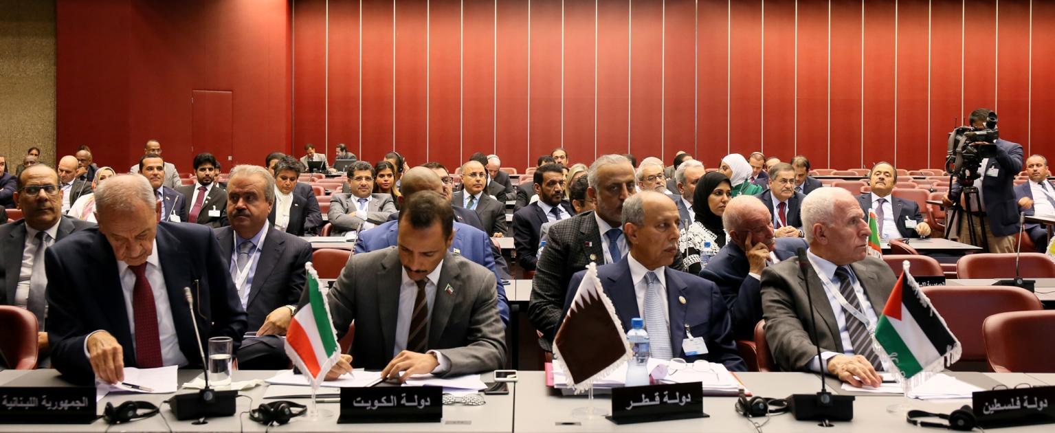 Advisory Council Speaker Chairs Consultative Meeting of Islamic Parliamentary Group in Geneva
